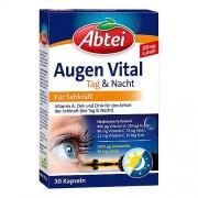 Omega Pharma Deutschland GmbH ABTEI Augen Vital Tag & Nacht Kapseln 30 St