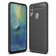 Силиконов гръб Carbon - Huawei P Smart Plus 2019 / Honor 10 Lite черен