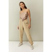 adidas - Pantalon de survêtement indispensable grège- taille: UK 10