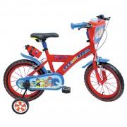 "Mondo Bicicletta Mondo Paw Patrol 16"""