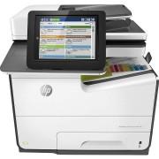 Multifunctionala HP PageWide Enterprise Color MFP 586dn A4 InkJet Color USB LAN Alb