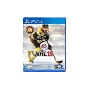 Game - NHL 15 - PS4
