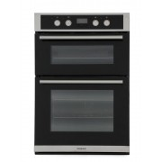 Hotpoint DD2844CIX Double Built In Electric Oven - Stainless Steel