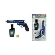 Geen Politie speelgoed pistool set met licht en geluid
