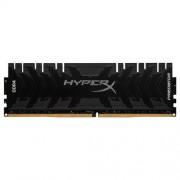 Kingston 16GB DDR4-3000MHz CL15 HyperX Predator Black XMP