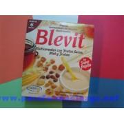 BLEVIT MULTICEREALES FRUTOS SECOS MIEL Y FRUTAS 700 G [BP] 151829 BLEVIT MULTICEREALES FRUTOS SECOS MIEL Y FRUTAS - (700 G )