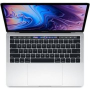 Laptop Apple MacBook Pro 13, ecran Retina, Touch Bar, procesor Intel® Core™ i5 2.30 GHz, 8GB, 256GB SSD, Intel Iris Plus Graphics 655, macOS High Sierra, INT KB, Silver
