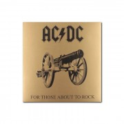 Sony Music Ac/Dc - For Those About To Rock - Vinile