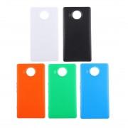 iPartsAcheter pour Microsoft Lumia 950 XL couvercle arrière de la batterie (blanc)
