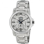 Seiko Premier Analog White Dial Mens Watch - SNP091P1