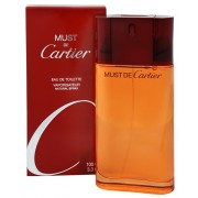 Cartier Must Womanpentru femei EDT 100 ml