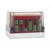 Sirena Alarma cutie din plastic DETNOV box-400