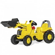 Traktor na pedale Rolly Toys New Holand construction