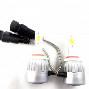 2 ampoules led phares HB3 9005 HEADxtrem 36W 7600lumens - Blanc