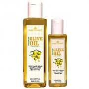 Park Daniel Premium Extra Light Olive Oil Combo of 1 bottles of 200 ml and 1 bottle of 100 ml(300 ml)