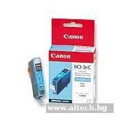 CANON BCI-3eC Cyan InkJet Cartridge (BEF47-3141300)