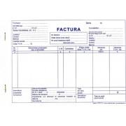 Facturier A5 3 exemplare autocopiativ