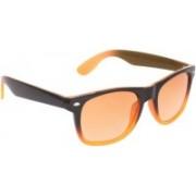 David Martin Wayfarer Sunglasses(Orange)