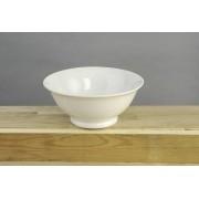 Ciotola per insalata in porcellana Dimensioni ø mm. 210 Confezione da N 4 pezzi Modello 820699