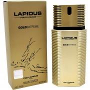 Lapidus Gold Extreme 100 ml Eau de Toilette de Ted Lapidus