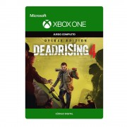 xbox one dead rising 4: deluxe edition digital