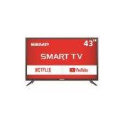 Smart TV LED 43 Full HD Semp TCL Toshiba L43S3900FS com Conversor Digital, Wi-Fi, Miracast, Ginga, PVR, HDMI e USB