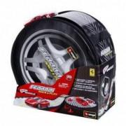 Set Pista Roata Ferrari Race and Play Bburago