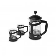 Set Coffee Press Bialetti Negru