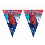 Pókember parti zászló