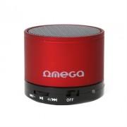 Omega Altavoz Bt 3EN1 V3.0 OG47R Alu Rojo