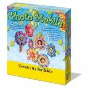 Set creatie copii FABER-CASTELL Album Floral