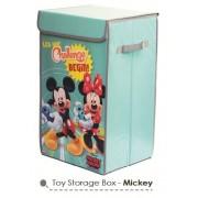 MICKEY MOUSE FOLDING STORAGE BOX