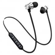 Căști sport Xt11 Negru - Sunet compact, ușor, dar perfect, pentru stradă, sport, reducerea zgomotului.