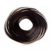 Rapunzel® Extensions Naturali Hair Scrunchie Original 20 g 1.2 Black Brown 0 cm