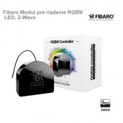 Fibaro Modul pre riadenie RGBW LED, Z-Wave