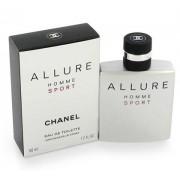 Q. Chanel Allure Homme Sport - woda toaletowa 150 ml