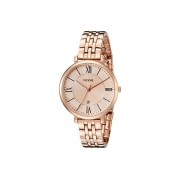 Fossil Jacqueline Three-Hand Stainless Steel Watch ES3435 Rose Gold Stainless Steel