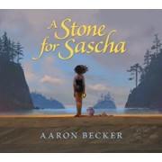 A Stone for Sascha, Hardcover/Aaron Becker
