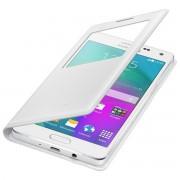 Funda S View para Samsung Galaxy A5 blanca EF-CA500BWEGWW