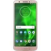 Motorola Moto G6 Teléfono desbloqueado de fábrica, pantalla de 5.7 pulgadas, Versión estándar, 32 GB Storage + 3 GB RAM, Oyster Blush