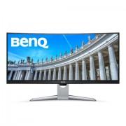"""Monitor VA, BENQ 35"""", EX3501R, Ultra Curve, 4ms, 2 500:1, HDMI/DP, 21:9, 3440x1440 (9H.LGJLA.TSE)"""