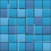 Tapet printat Clasic 086 - 1.35 x 2.5 m Hartie blueback fara adeziv