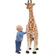 Голяма плюшена играчка Жираф - 12106 - Melissa and Doug, 000772121064