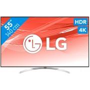 LG 55SJ850V SUPER Ultra HD IPS 4K Active HDR webOS 3.5 TV
