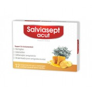 ZDROVIT SALVIASEPT ACUT comprimate de supt