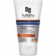 AA Men Advanced arctisztító bőrradír - 150ml