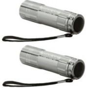 Korjo KPT79L-SL-2 Qty LED Spot Light(Silver)