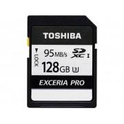 Toshiba Exceria Pro N401 SDXC-Kort 128 GB Class 10, UHS-I, UHS-Class 3