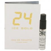 Scentstory 24 Ice Gold Vial (Sample) 0.1 oz / 2.96 mL Men's Fragrances 534562