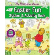 The Berenstain Bears Easter Fun Sticker and Activity Book, Paperback